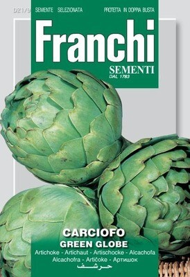 Artichoke Green Globe/Imperial Star (Bag) - Franchi Sementi