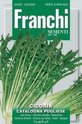 Chicory Catalogna Of Pugliese (Bag) - Franchi Sementi