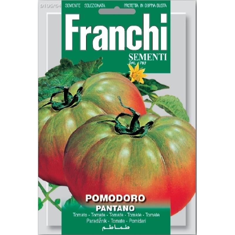 Tomato Rome Pantano (Solanum Lycopersicum L.) (Bag) - Franchi Sementi