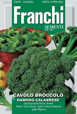 Broccoli of Calabria (Bag) - Franchi Sementi