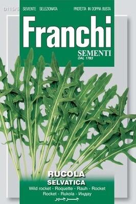 Arugula Selvatica or Wild Rocket (Diplotaxis tenuifollia)(Bag) - Franchi Sementi