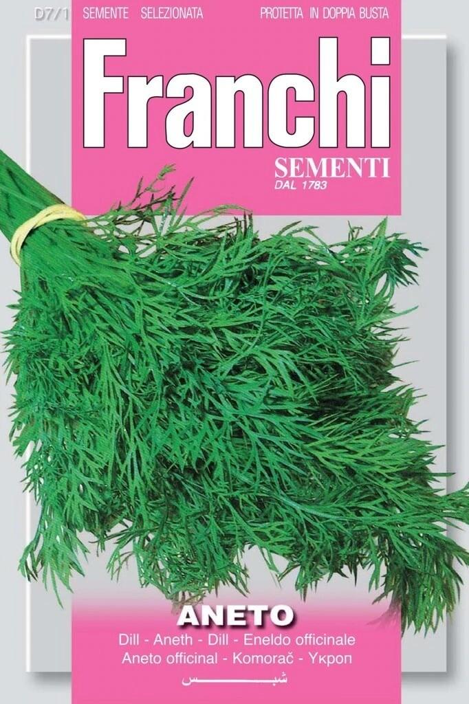 Dill (Bag) - Franchi Sementi