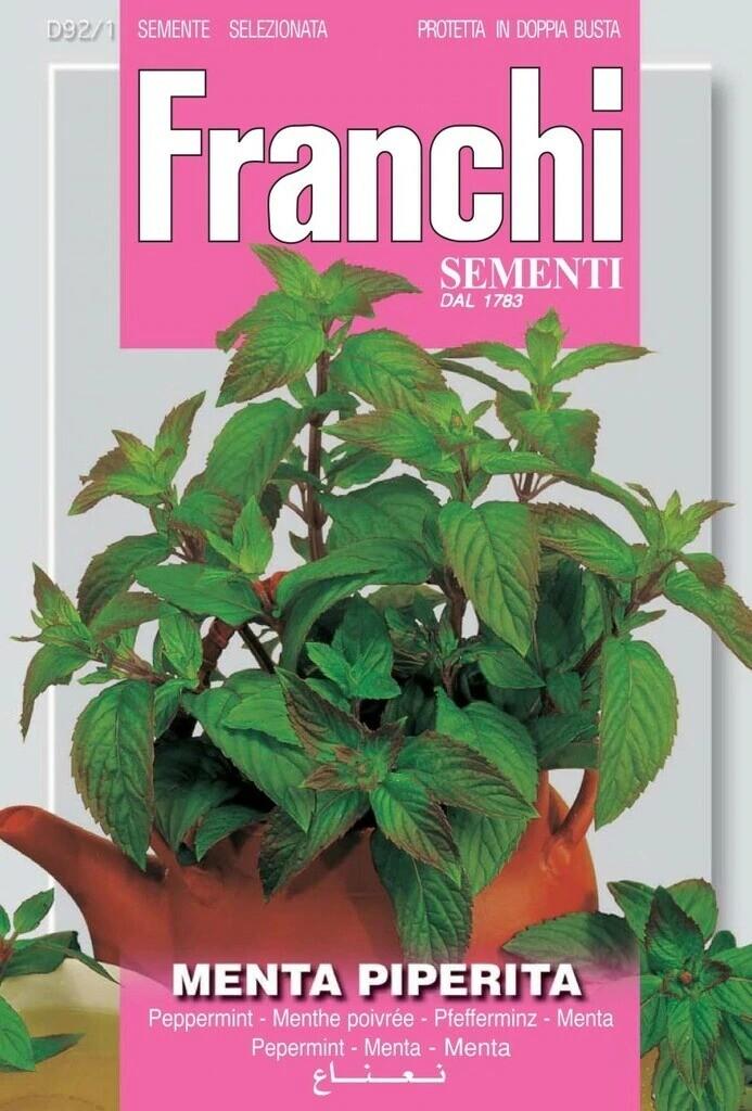 Peppermint (Bag) - Franchi Sementi