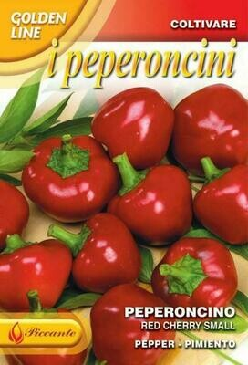 Pepper Chilli Red Cherry Small (Capsicum annuum L.) (Bag) - Franchi Sementi