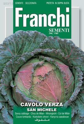Cabbage San Michelle (Bag) - Franchi Sementi
