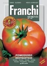 Tomato Beefsteak (Solanum Lycopersicum L.) (Bag) - Franchi Sementi