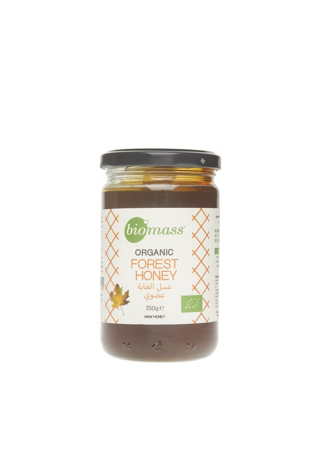 Honey Forest Raw Organic (Bag) - Biomass