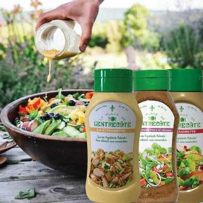 Dressing Salad (Jar) - La Place de L'Entrecote