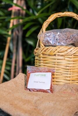 Sumac (Rhus coriaria) (Bag) - Nature by Marc Beyrouthy