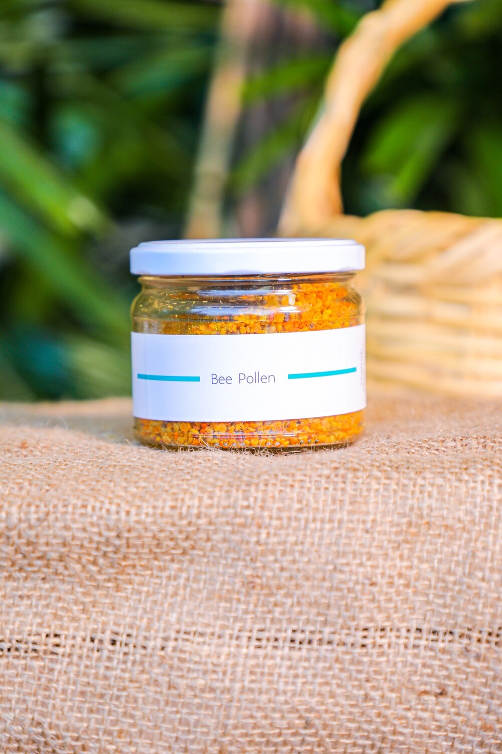 Bee Pollen حبوب اللقاح (Jar) - Nature by Marc Beyrouthy