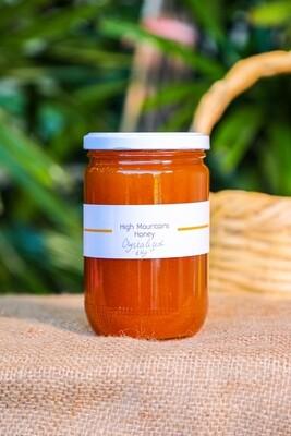 Crystalized High Mountain Honey عسل الجبال العالية المجمد (Jar) - Nature by Marc Beyrouthy