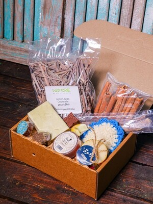 "Ramadan Fragrance ""روائح و عطور"" (Box) - Made by Nature"