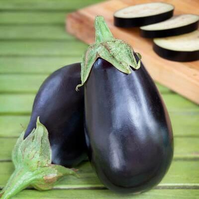 Eggplant Round الباذنجان المدعبل (Kg) - Our Selection
