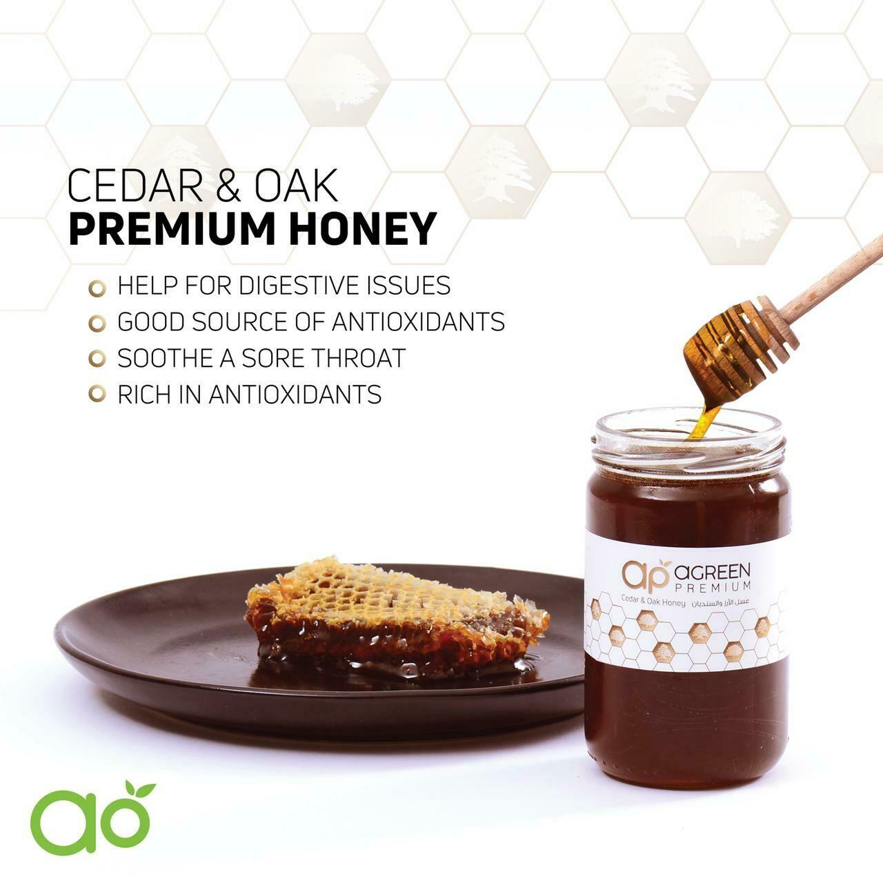 Honey Cedars and Oak Premium (Bag) - Agreen Organics