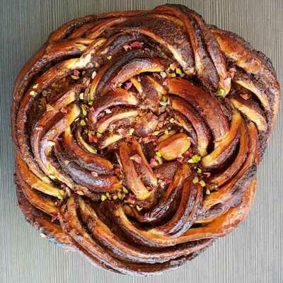 Babka Bread Chocolate (Piece) - Nuturals