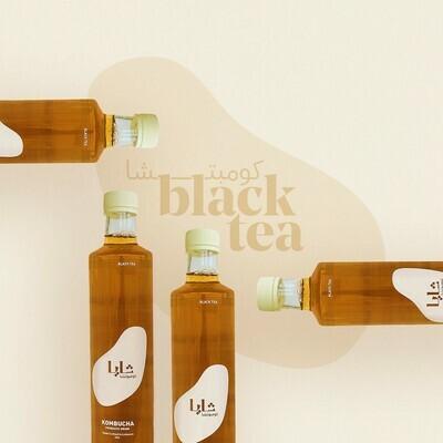 Kombucha Black Tea (Bottle) - Shaya