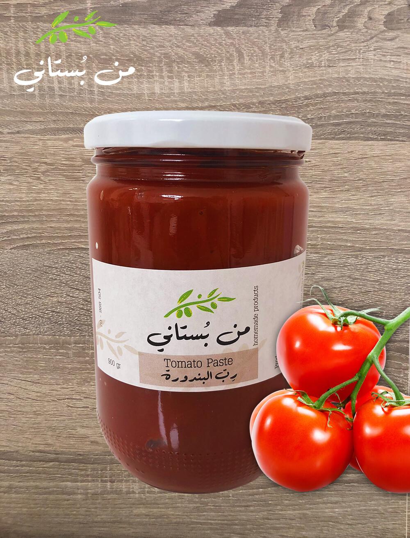 Tomato Paste (Jar) - Men Boustani