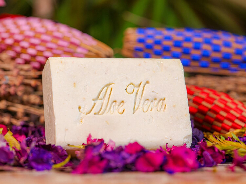 Soap Aloe Vera (Bar) - Nature by Marc Beyrouthy