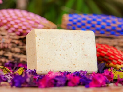 Soap Turmeric (Bar) - Nature by Marc Beyrouthy