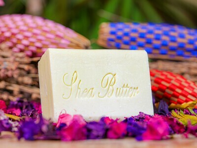 Soap Shea Butter (Bar) - Nature by Marc Beyrouthy