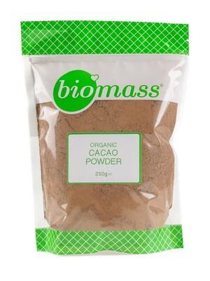 Cacao Powder Organic (Bag) - Biomass