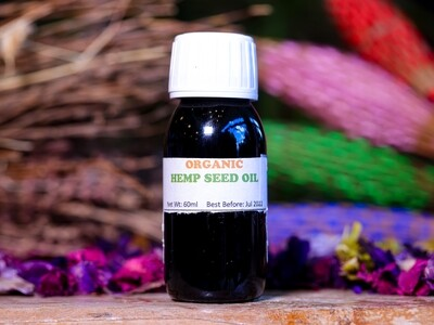 Vegetable Oil Hemp Seed (Bottle) - Nature by Marc Beyrouthy