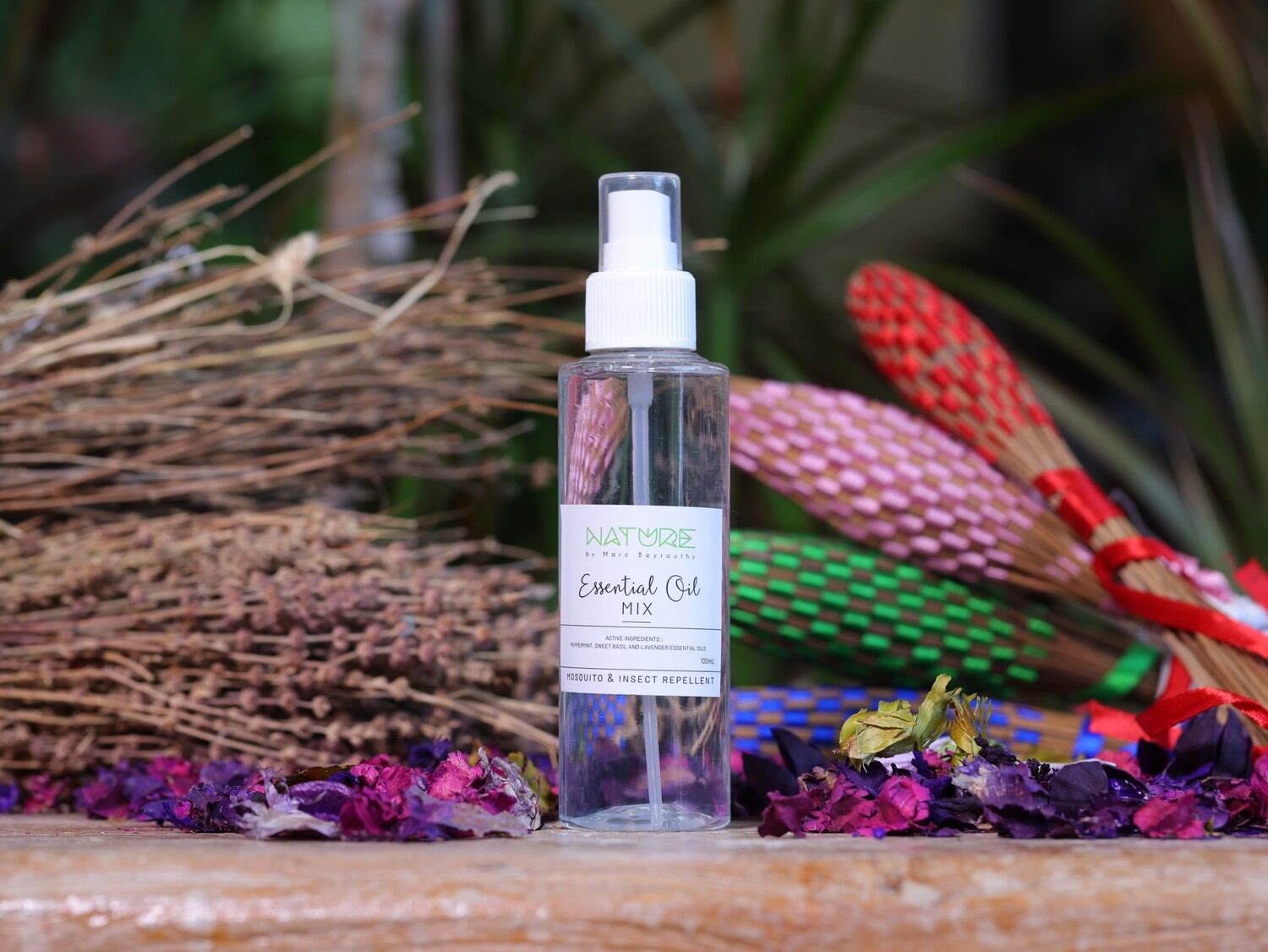 Essential Oil Insect Repellent (Spray) - Nature by Marc Beyrouthy