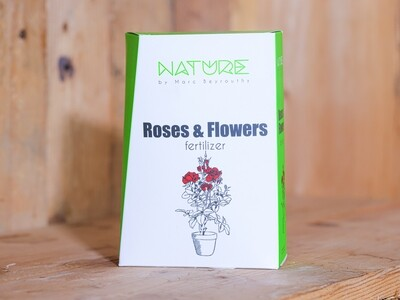 Fertilizer Roses & Flowers (Box) - Nature by Marc Beyrouthy