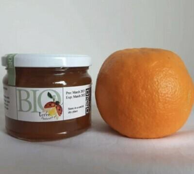 Bitter Orange Peels Jam مربى أبو صفير (Jar) - BioTerre