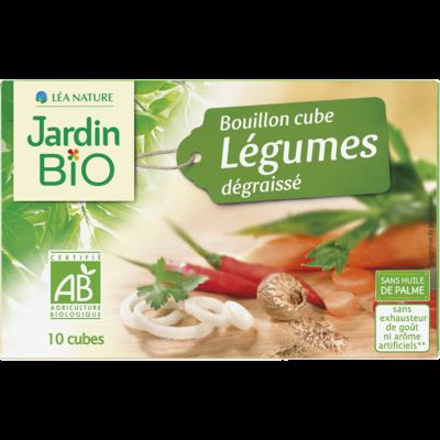Bouillon Cube Legumes Sans Sel (Box) - Jardin Bio