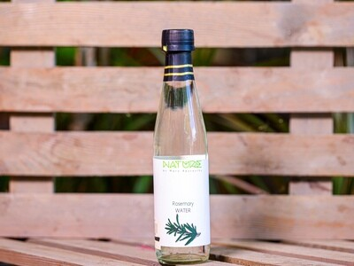 Water Rosemary ماء الروزماري (Bottle) - Nature by Marc Beyrouthy