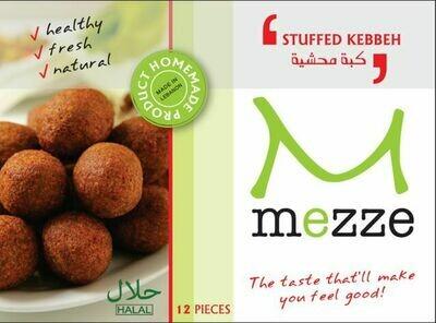 Pastries Frozen Kebbeh Stuffed (Pack) - Mezze