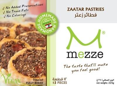 Pastries Frozen Zaatar Bites (Pack) - Mezze