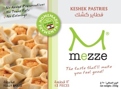 Pastries Keshek Bites (Pack) - Mezze