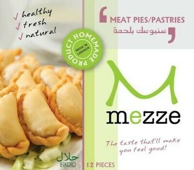Pastries Frozen Meat Pies Sambousek (Pack) - Mezze