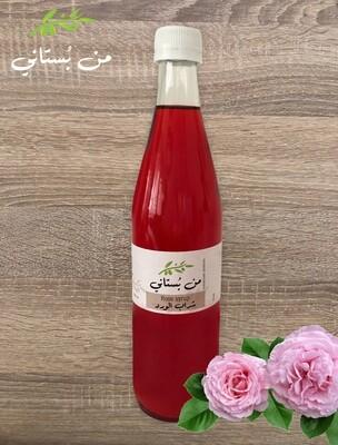 Syrup Rose (Bottle) - Men Boustani