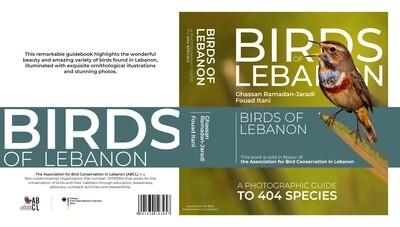 Birds of Lebanon (Book) - ABCL