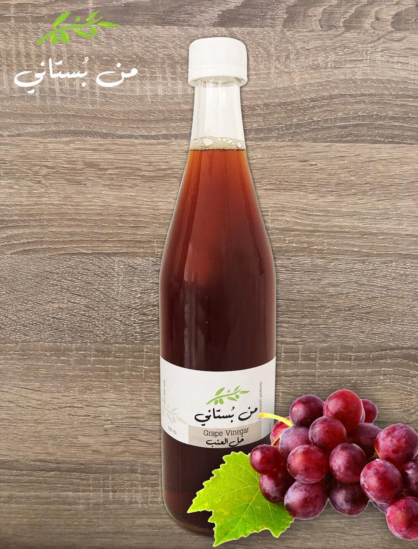 Vinegar Grape (Bottle) - Men Boustani