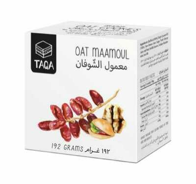 Oat Cookies Maamoul Mixed (Piece) - Taqa