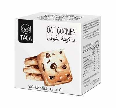 Oat Cookies Dark Chocolate Chip (Piece) - Taqa