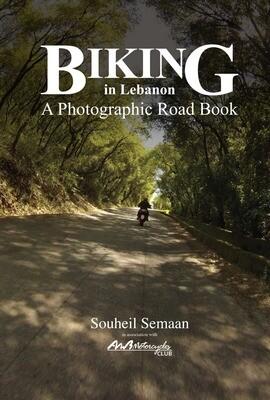 Biking in Lebanon (Book) - By Souheil Semaan