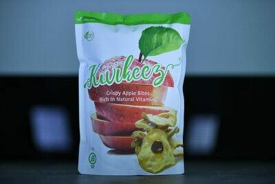 Apple Bites Crispy رقائق التفاح (Bag)- Kwikeez