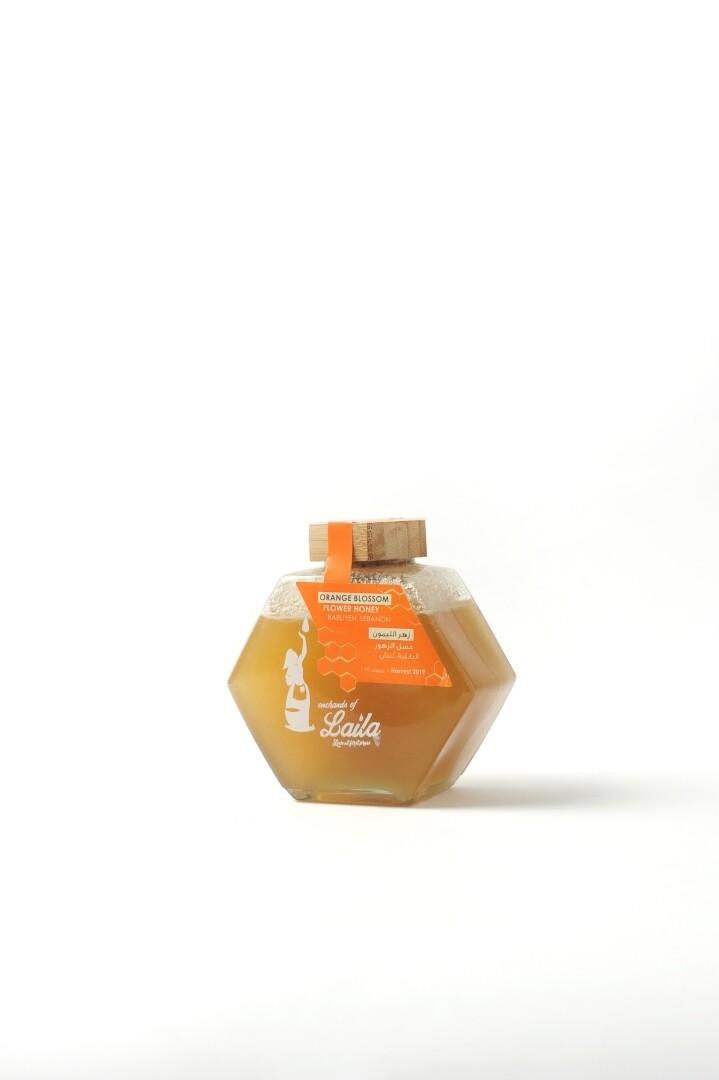 Honey Orange Blossom (Jar) - Laila