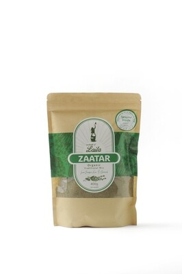 Zaatar / Thyme Ground Dried زعتر مجفف مطحون (Bag) - Laila
