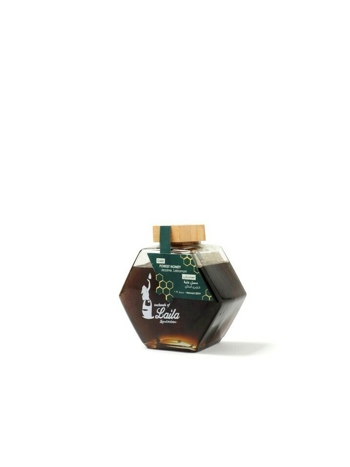 Honey Oak Jerdi (Jar) - Laila