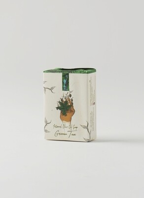 Soap Green Tea صابون الشاي الاخضر (Piece) - Laila