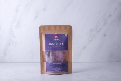 Treats Strips Beef (Bag) - PawPots