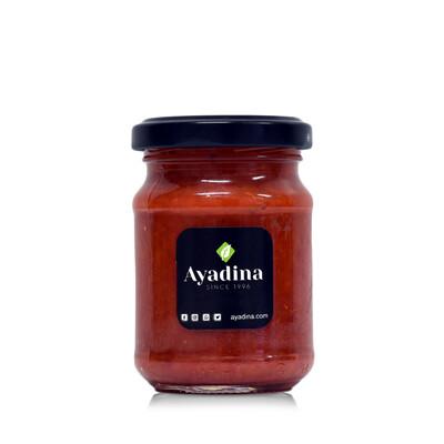 Bell Pepper Sweet Paste (Jar) - Ayadina