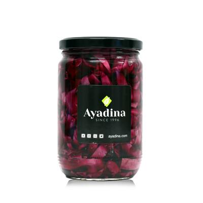 Cabbage Red Pickle (Jar) - Ayadina