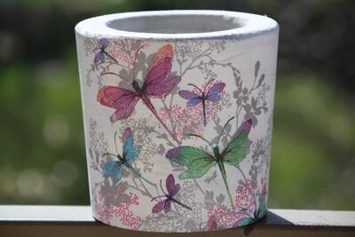 Concrete Dragonfly (Pot) - Coup de Glue